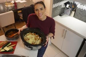 slow cooker lasagna pre bake